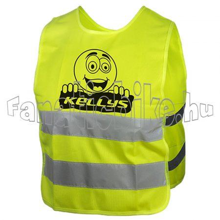 Kellys Starlight smile gyerek láthatósági mellény
