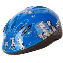 Dalmata fejvédő kék