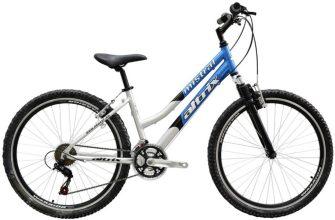 """Neuzer Alu Eco 26"""" MTB női kerékpár kék-ezüst"""