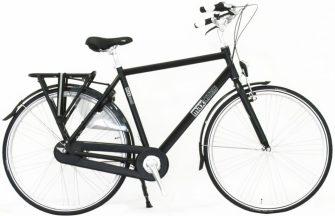 """Neuzer Maxwell Max Cited 28"""" férfi kerékpár fekete"""