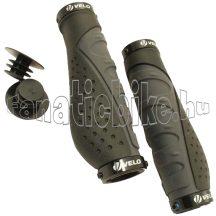 Velo Comfort gél markolat 140mm fekete-szürke