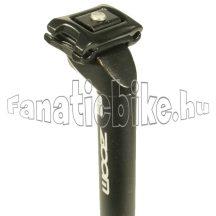 Zoom SP-C207 25,4x350mm nyeregcső alu matt fekete