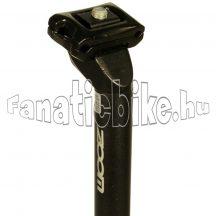 Zoom SP-C207 25,4x400mm nyeregcső alu matt fekete