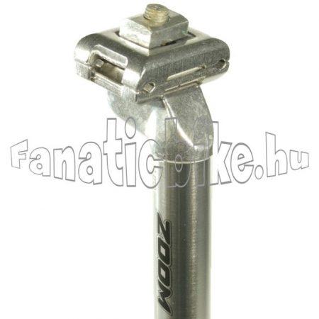 Zoom 25,6x350mm alu nyeregcső ezüst