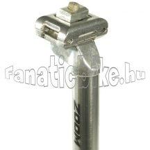 Zoom 26x350mm alu nyeregcső ezüst