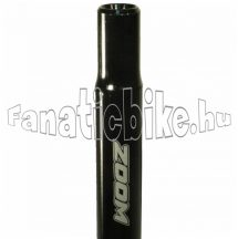 Zoom SP-102 25,4x300 alu nyeregcső fekete