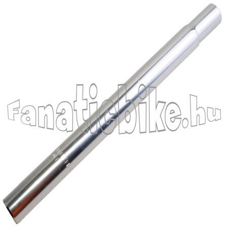 25.4x300 mm acél nyeregcső króm