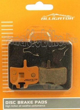 Alligator VX010 tárcsafékbetét (műgyantás)