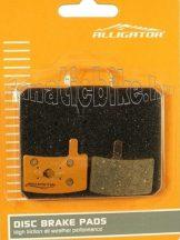 Alligator VX032 tárcsafékbetét (műgyantás)