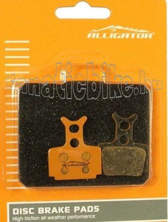 Alligator VX034 tárcsafékbetét (műgyantás)