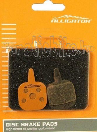Alligator VX038 tárcsafékbetét (műgyantás)