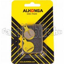 Alhonga KC-B03 tárcsafékbetét (műgyantás)