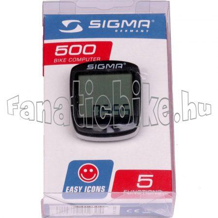Sigma Baseline 500 computer
