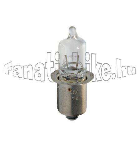 Halogén izzó (6Volt-2.4 Watt)