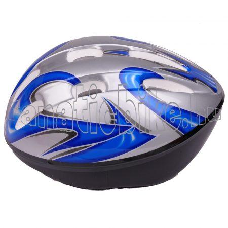 EPS sisak XL 58-60cm kék-ezüst