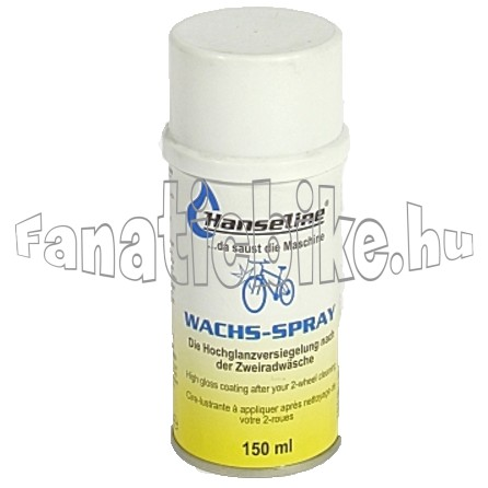Hanseline wax spray 150ml