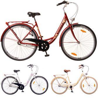 "Neuzer Balaton 28"" N3 női kerékpár"