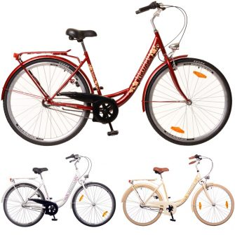 "Neuzer Balaton 26"" N3 női kerékpár"