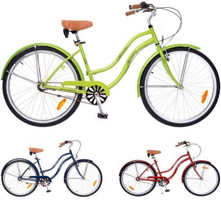 Neuzer California cruiser női kerékpár