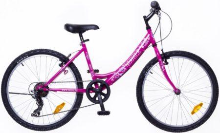 Neuzer Cindy 24 6s lány rózsaszín-rózsaszín
