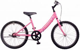"Neuzer Cindy 24"" 1 sebességes pink-pink"
