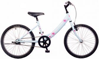 """Neuzer Cindy 24"""" 1 sebességes babyblue/pink"""