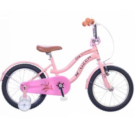 """Neuzer Cruiser 16"""" rózsaszín/fekete"""