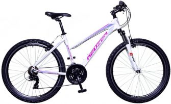 Neuzer Mistral 50 női fehér/pink lila