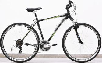 Neuzer X-Zero férfi Cross kerékpár fekete/zöld-fehér