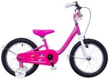 Neuzer BMX 16 lány rózsaszín/fehér-pink