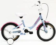 """Neuzer BMX 14"""" lány világoskék/pink"""