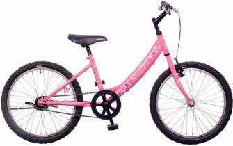 "Neuzer Cindy 20"" 1 sebességes pink/pink"