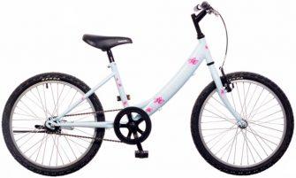 """Neuzer Cindy 20"""" 1 sebességes babyblue/pink"""