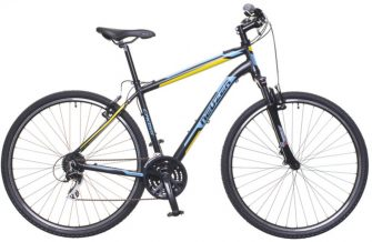 Neuzer X200 férfi fekete/kék-sárga