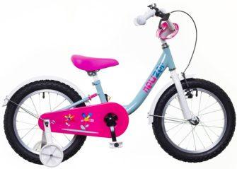 Neuzer BMX 16 lány pisztácia/fehér-pink