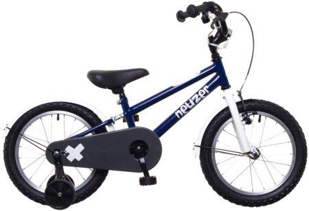 """Neuzer BMX 14"""" fiú kék-fehér"""