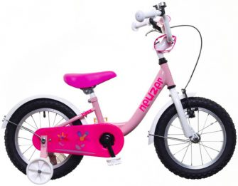 """Neuzer BMX 14"""" lány pink/fehér-pink"""