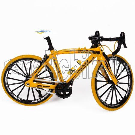 Alywell modell országúti kerékpár sárga