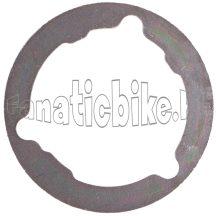 Miche (SPSP00PSB) SH 10V 1mm utolsó pozíció utáni, kazettához hézagoló fém fekete