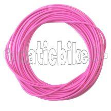 Teflonos bowdenház 5mm rózsaszín
