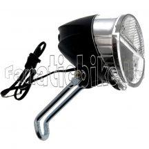 Lámpa első agydinamos on/off/auto (JY-7006)