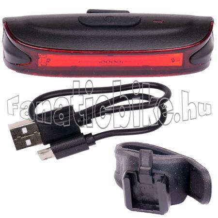 JY-6018-T 20 chip ledes, USB, hátsó lámpa