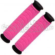 Rózsaszín-fekete gumimarkolat