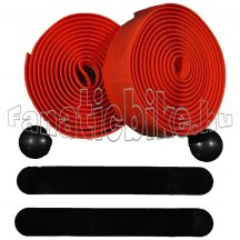 Bandázs 30x1900mm piros