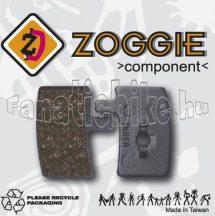 Zoggie BFZ65 fékbetét tárcsafékhez, rugóval