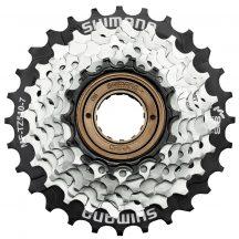 Shimano MF-TZ510 7 sebességes (14-28) racsni ezüst-fekete