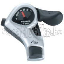 Shimano SL-TX50 váltókar jobb 7 sebességes ezüst-fekete
