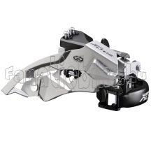 Shimano Altus FD-M370 AH/FH 34,9mm(+31,8/28,6mm) tripla 44/48F 9-es első váltó