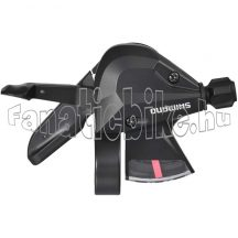 Shimano Altus SL-M310 váltókar bal 3 sebességes fekete
