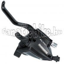 Shimano ST-EF500-2 ujjas bal 2 sebességes fékváltókar fekete